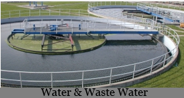 Water & Waste Water