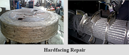 Hardfacing Repair-lincoln