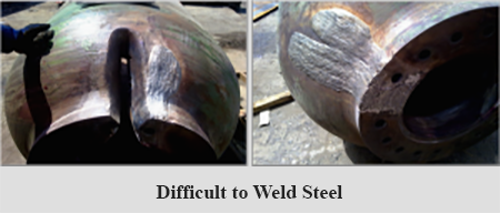 Difficult to Weld Steel - LINCOLN