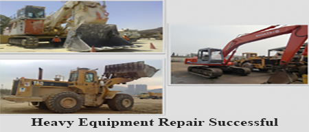 Heavy Equipment Repair Successful -lincoln